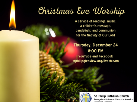 Christmas Eve at St. Philip
