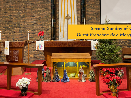 Sermon: Second Sunday of Christmas
