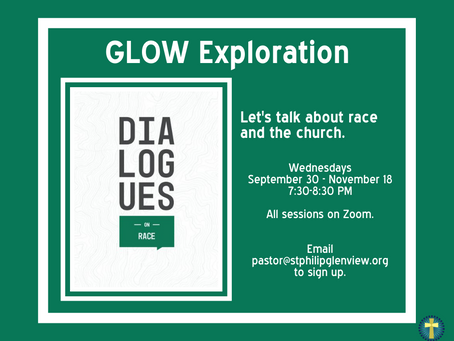 A new season of GLOW Exploration!