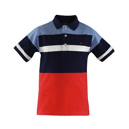 Miranda Nel Blu Boys' Poloshirt