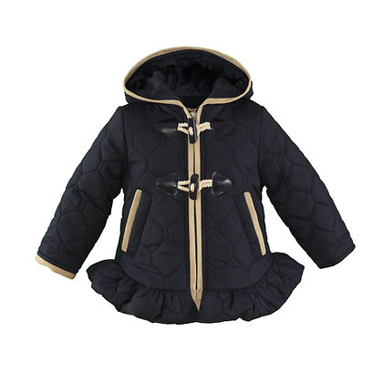 Miranda Nel Blu Baby Girls' Jacket