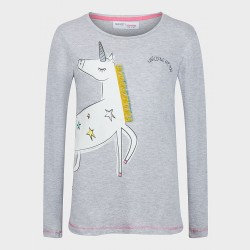 Minoti Girls Unicorns are Real Top