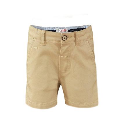 Miranda chino shorts bermuda beige boys
