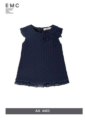 EMC Blue Dress with Bow