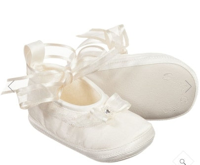 Sarah Louise Baby Shoes