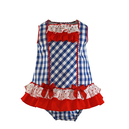 Miranda Baby Girls' Dress with underpants