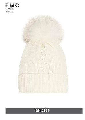 EMC Wool Hat with Pom Pom
