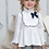 Thumbnail: Miranda Girls' Blouse and Shorts Set