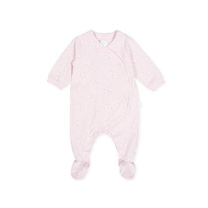 Carousel Babygrow Pink Baby Girl Horse