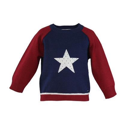 Miranda Baby Boys' Knitted Jumper