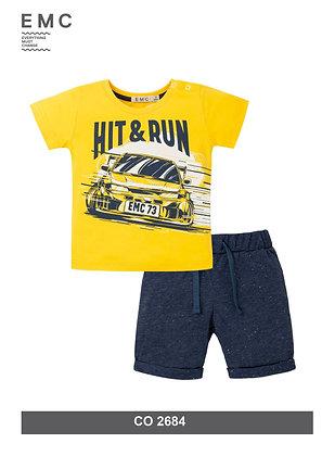 Boys Summer Set T-Shirt Shorts