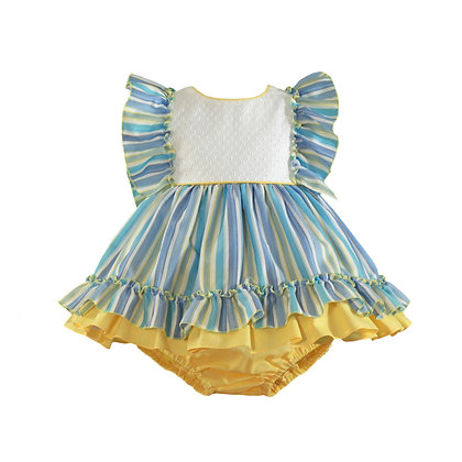 Miranda Baby Girls' Dress with underpants