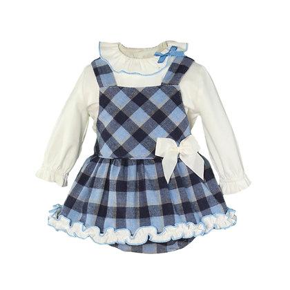 Miranda Baby Girls' Dress Set