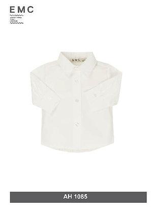 EMC White Baby Boy Shirt