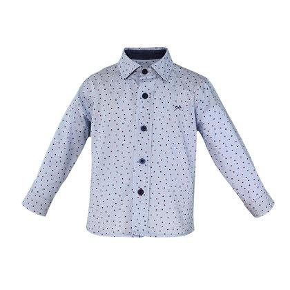 Miranda Nel Blu Baby Boys' Shirt