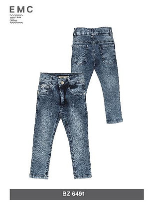 EMC Girls' Denim Trousers