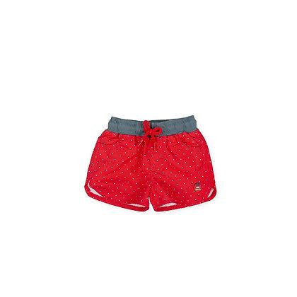Boys Swimwear Red Beachwear Shorts Boxers