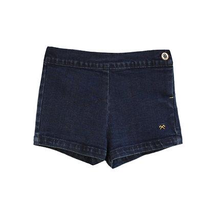 Miranda Baby Girls' Denim Shorts