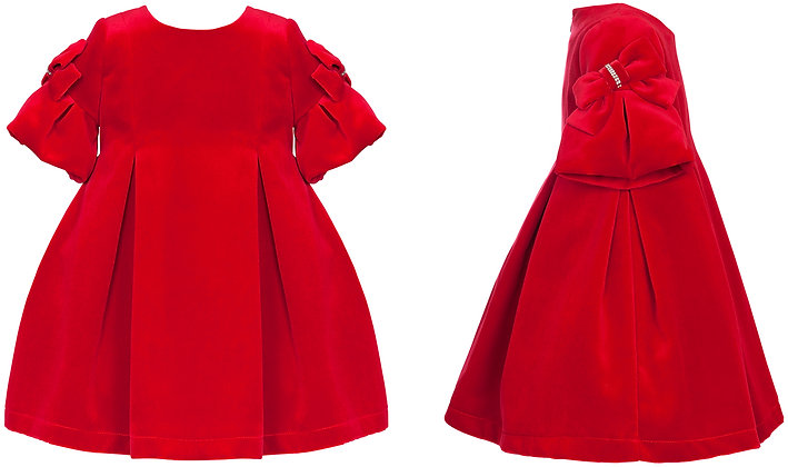 Balloon Chic Girls' Dress