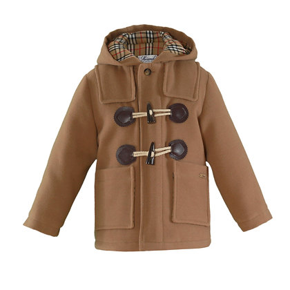 Miranda Boys' Duffle Coat