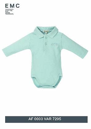 EMC Baby Boy Light Blue Body Polo Shirt
