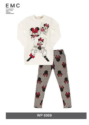 EMC Girls' Minnie Mouse Set