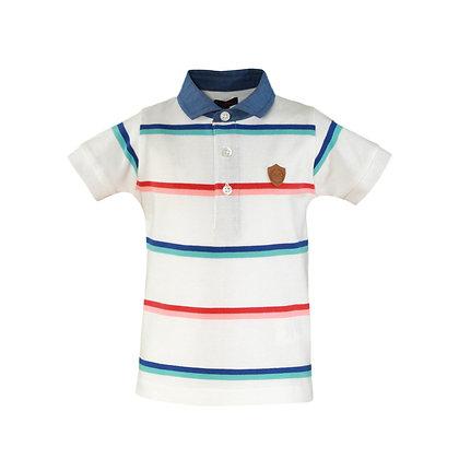 Miranda Nel Blu Baby Boys' Poloshirt