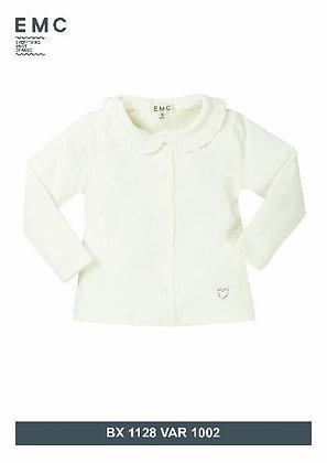 EMC Girls' Cotton Cardigan