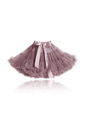 Girls Tutu Skirt Tulle Mauve Pink