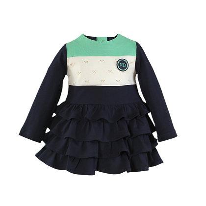 Miranda Nel Blu Dress