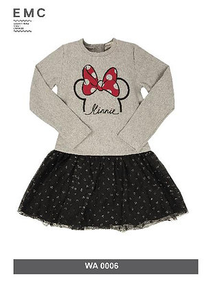 EMC Girls' Minnie Mouse Dress
