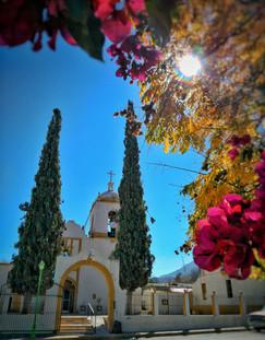Templo de Ntra señora de los Angeles de Río Blanco