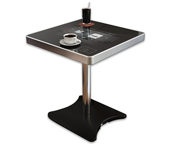 Touch Screen Restaurant Table