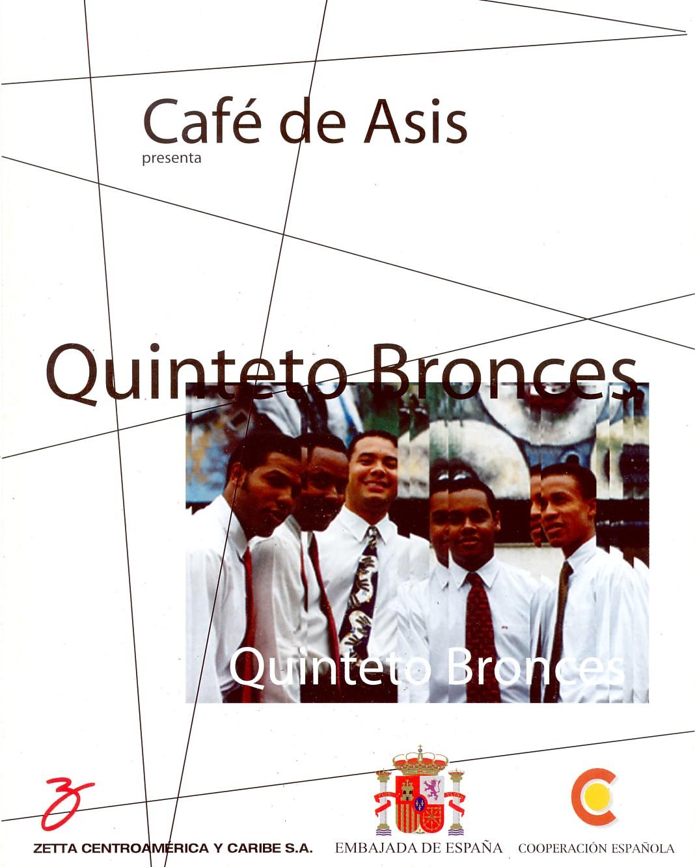 Música de Camara - Quinteto Bronces