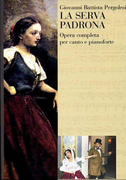 Ópera - La Serva Padrona