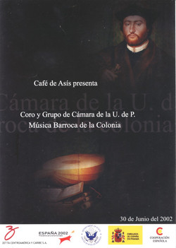 Música de Camara - Música Barroca