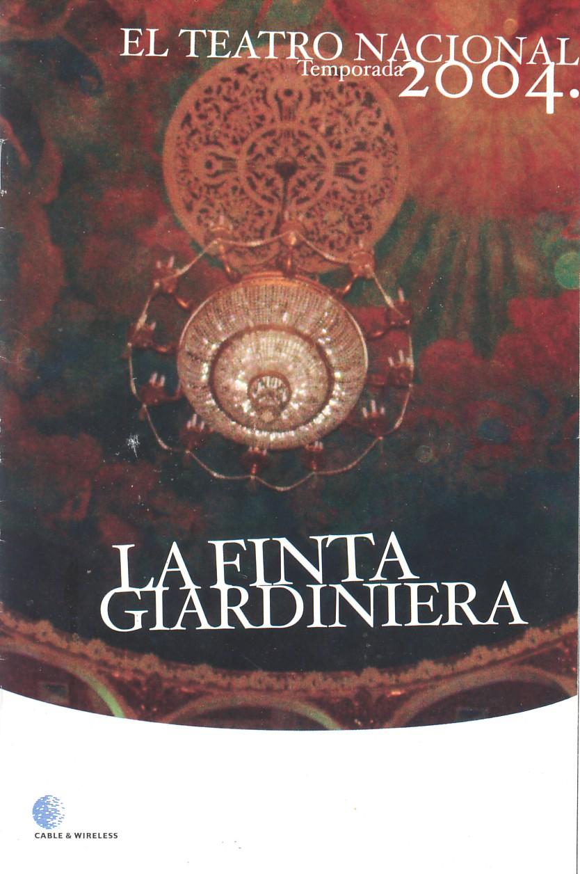 Ópera - La Finta Giardinera