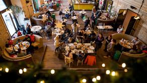 Étteremben karácsonyozhattak az átmeneti otthon lakói