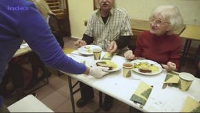 Budapesti menő étterem találkozása a hajléktalanokkal