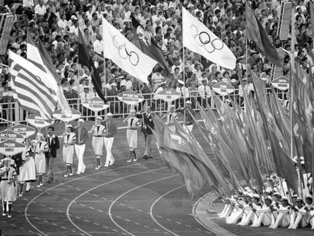 The geopolitics behind the Olympics