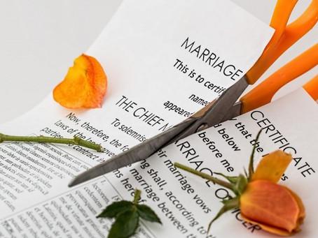 Till Divorce do Us Part