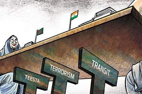 The 3 T's of Indo-Bangladesh relations