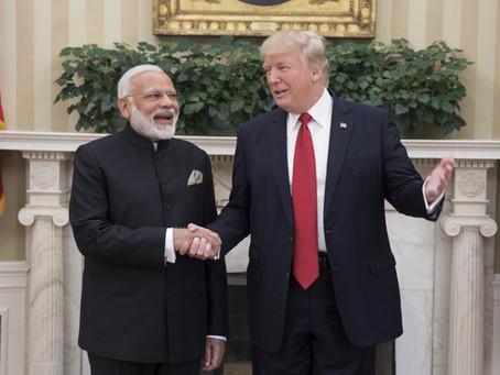 India-US Bhai Bhai