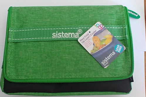 Sistema insulated lunch box Green