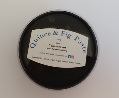 Yarambee farm quince & fig paste