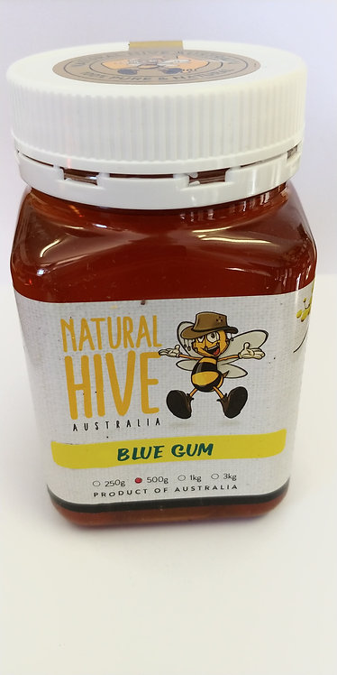 Honey blue gum 500g