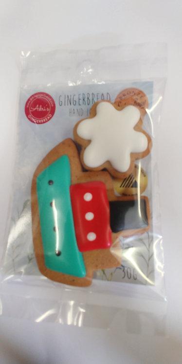 Adri's gingerbread boat