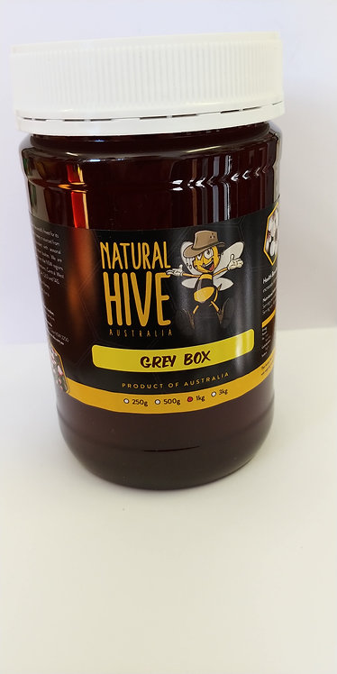 Honey grey box 1kg