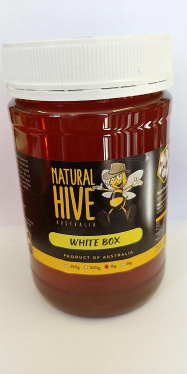 Honey white box 1kg