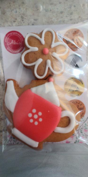 Adri's gingerbread Teapot